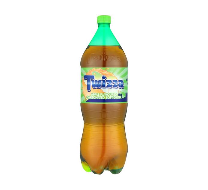Twizza Soft Drink Apple (1 x 2L)