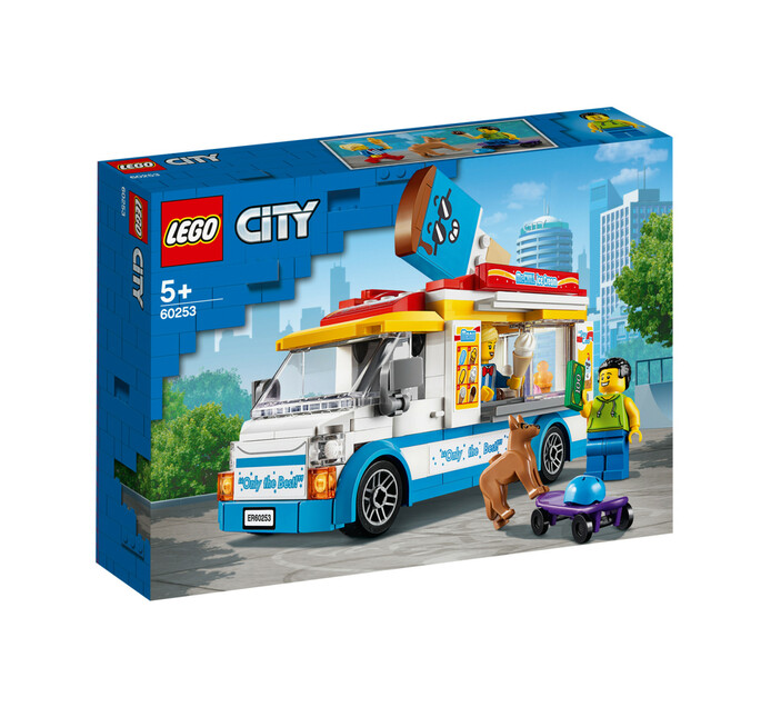 Lego City Great Vehicles Ice Cream Truck