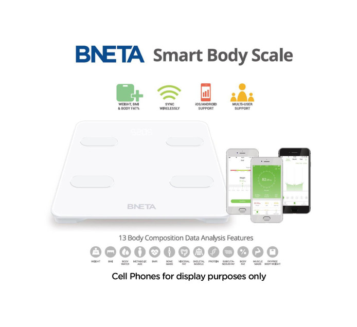 Bneta Smart Body Feelfit Scale