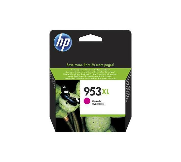 HP 953XL 20.5 Ml High Yield Magenta Original Ink Cartridge For OfficeJet