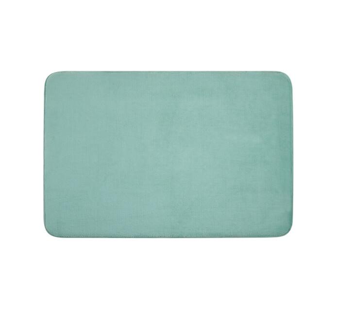 Waltex 60 x 90 cm Memory Foam Rug Sage