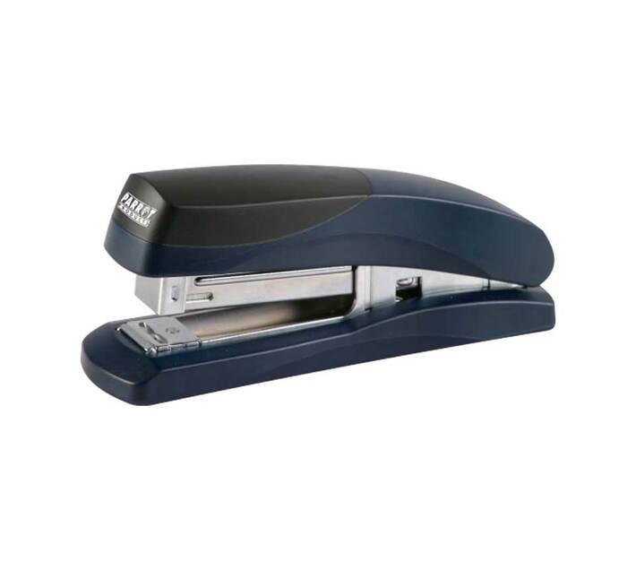 PARROT PRODUCTS Plastic Medium Desktop Staplers 105*(24/6 26/6), Navy 20 Pages