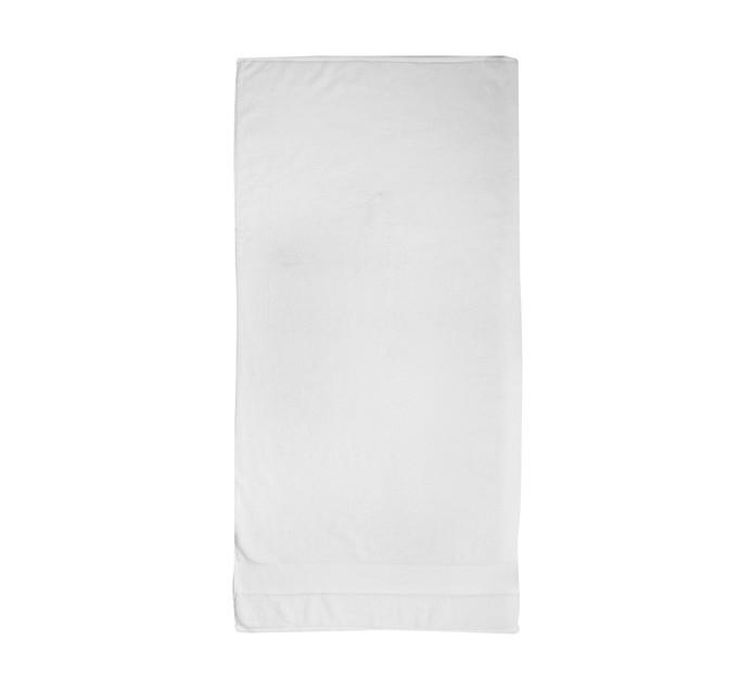 Colibri Zero Twist Bath Sheet White