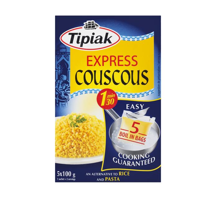TIPIAK Express Couscous (5 x 100g)