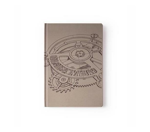 Scribblz A5 Brown Cog Journal