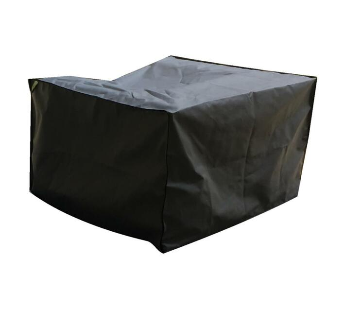 Patio Solution Covers Armchair Cover - Charcoal Ripstop UV 320gtm