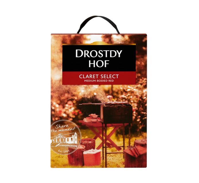 Drostdy Hof Claret (1 x 5 l)