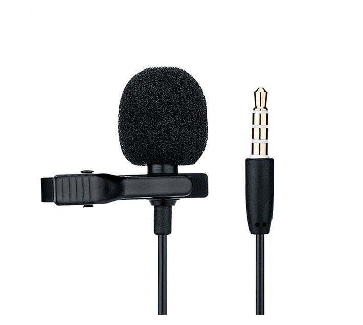 JJC Omnidirectional Lavalier Microphone SGM-38II