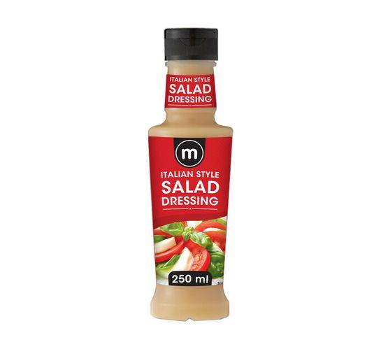 M Brand Salad Dressing Italian Style (1 x 250ml)