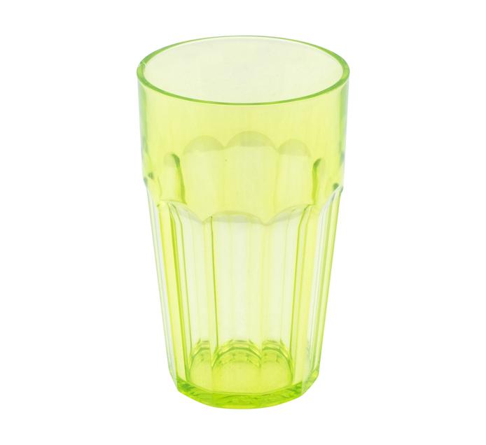 Alplas 250ml Plastic Glass
