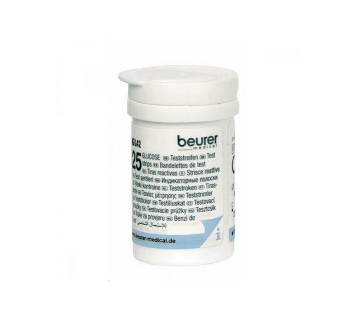 Beurer Test Strips for GL 42/43 Glucose Monitor