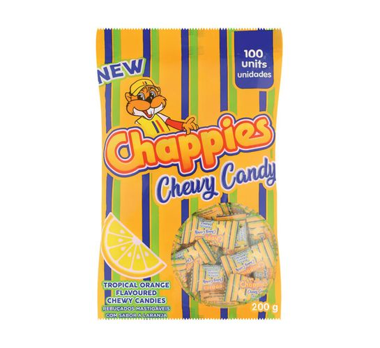 Chappies Chew Sweets (All variants) (100's)
