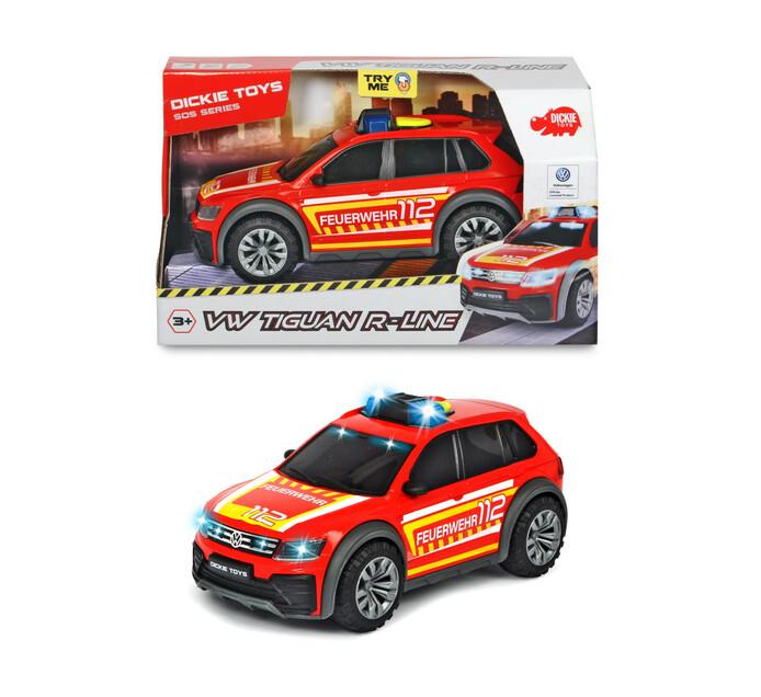Dickie VW Tiguan R Line Fire Car