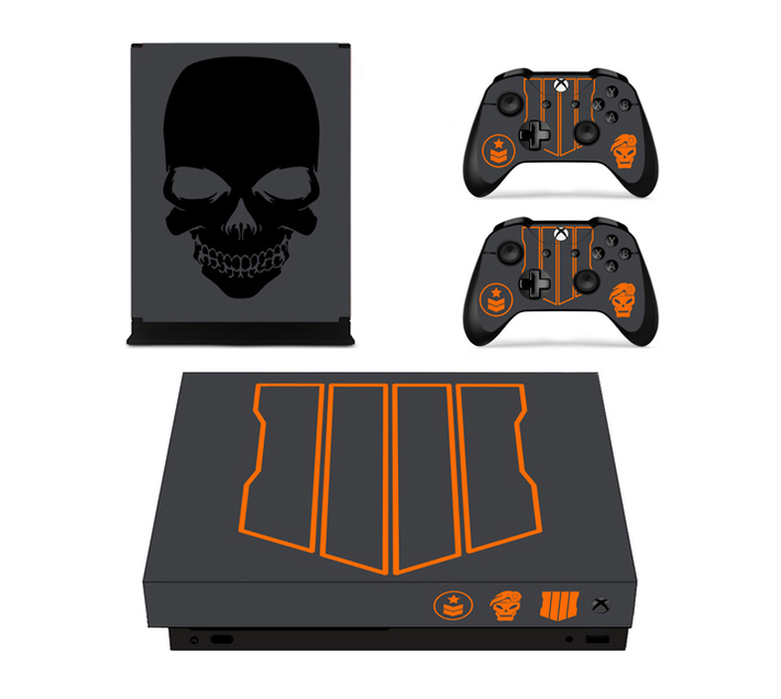 SKIN-NIT Decal Skin For Xbox One X: Black Ops 2018