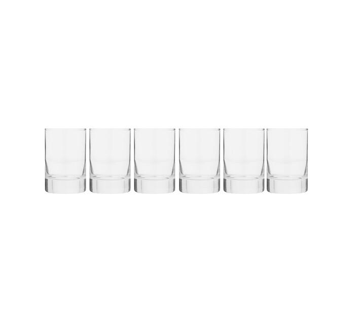 Ocean 175 ml San Marino Juice Glasses 6-Pack