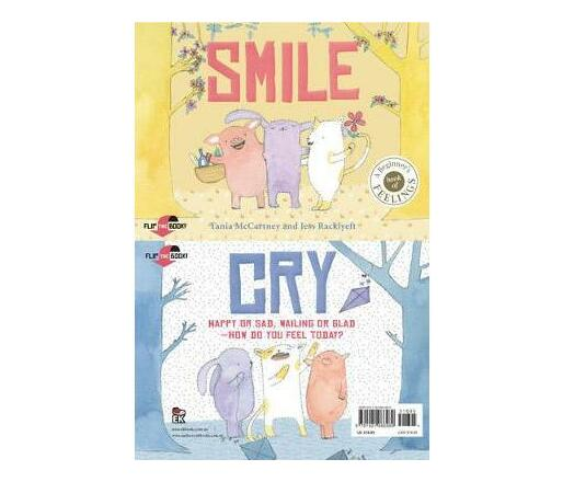 Smile Cry : Happy or sad, wailing or glad - how do you feel today?