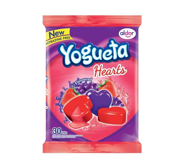 Yogueta Candy Cherry & Blueberry (1 x 50's)