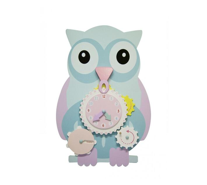 Jeronimo - Wooden Learning Owl