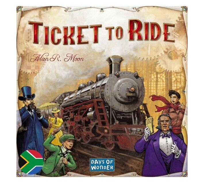 Ticket to Ride (bilingual)