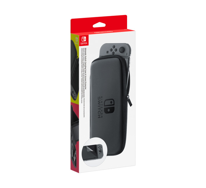 NINTENDO SWITCH Carry Case and Screen Protector