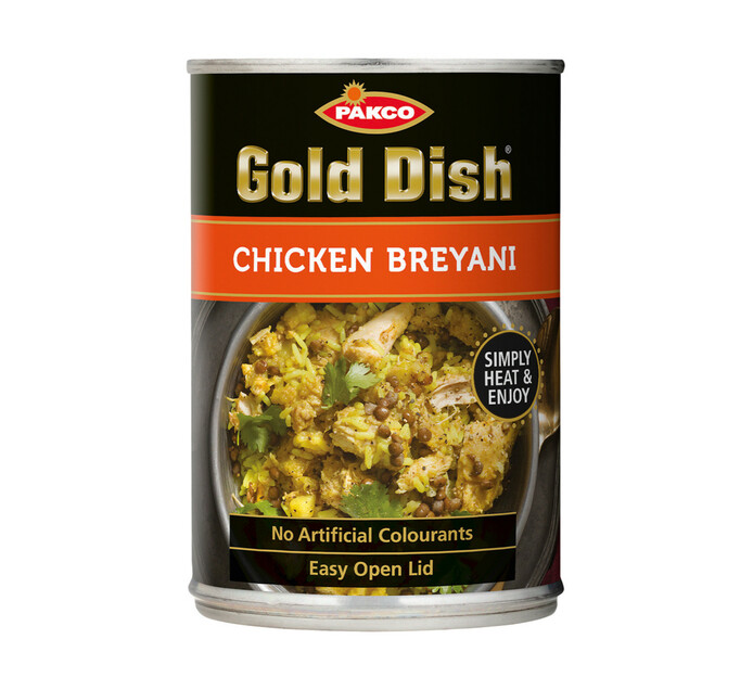 Gold Dish Chicken Meal (All Variants) (1 x 400g)