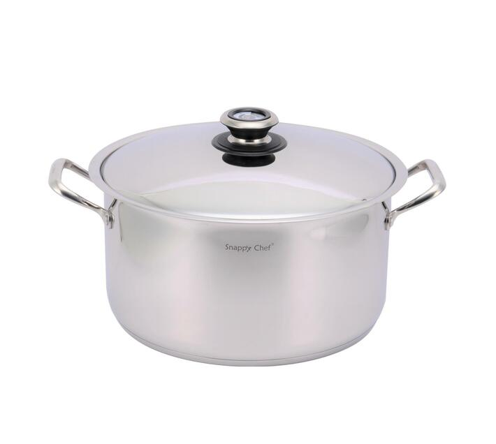Snappy Chef 14l Deluxe Stock-pot