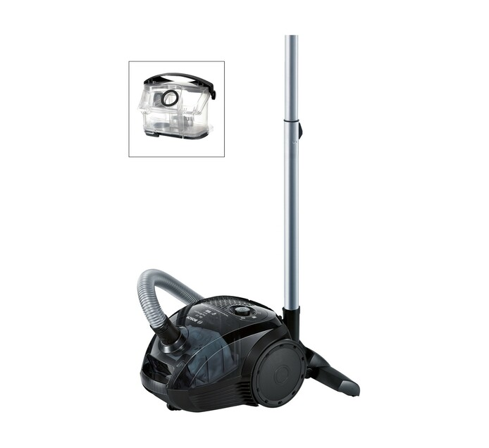 Bosch 1700 W Bagged Cylinder Vacuum Cleaner