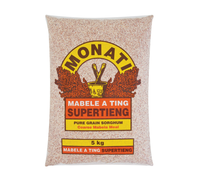 Monati Super Mabela Supertieng (1 x 5kg)