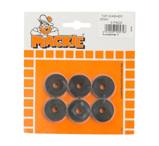 Mackie 19mm Tap Washers