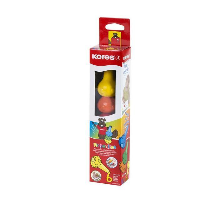 Kores Krayonitos (Crayons) set of 6