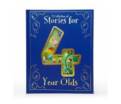 A Collection of Stories for 4 Year Olds