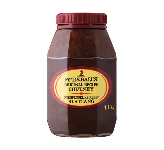 Mrs Ball's Chutney Original (1 x 1.1kg)