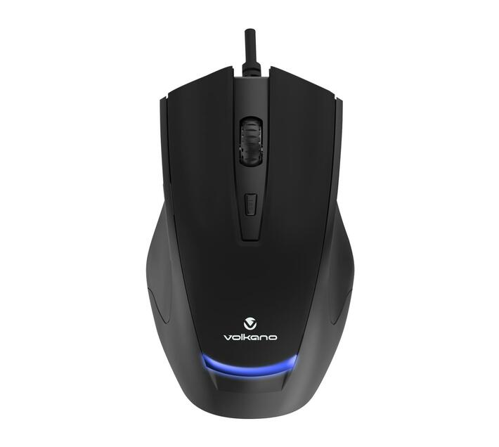 Volkano Argon Series Wired Optical Mouse
