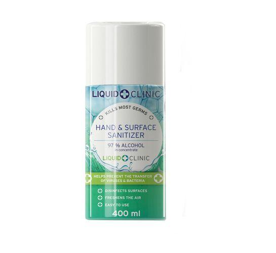 Liquid Clinic Aerosol Sanitizer (1 X 400ml)