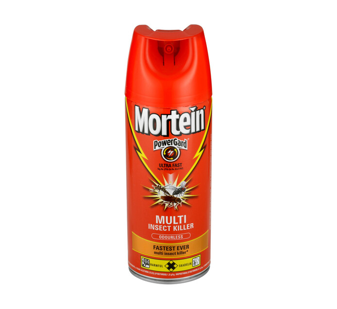 Mortein Insect Spray Ultra Odourless (12 x 300ml)