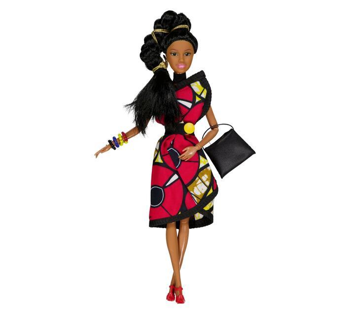 Black Doll - Princess Sinentle Warrior