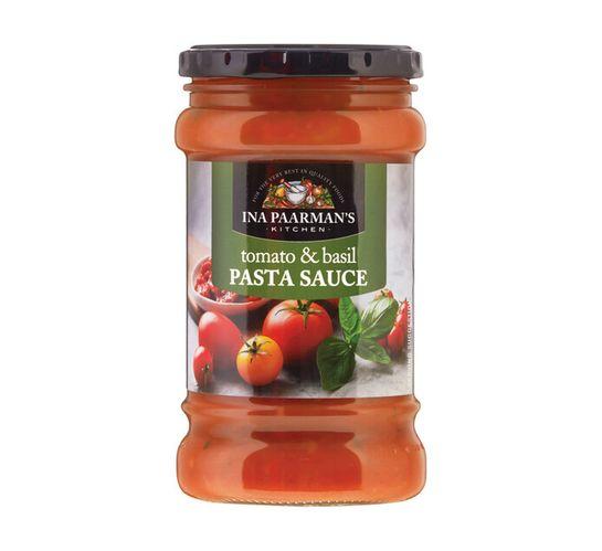 Ina Paarman Pasta Sauce Tomato & Basil (1 x 400g)