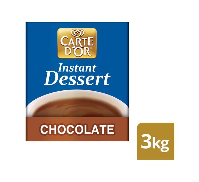 Carte D'or Instant Dessert Chocolate (1 x 3kg)