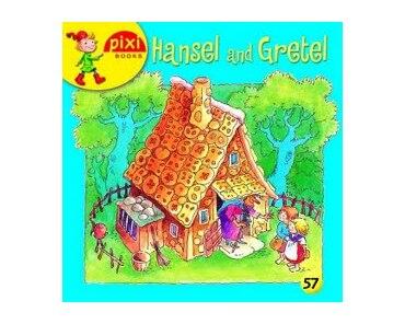 Mb- Hansel & Gretel Book 57