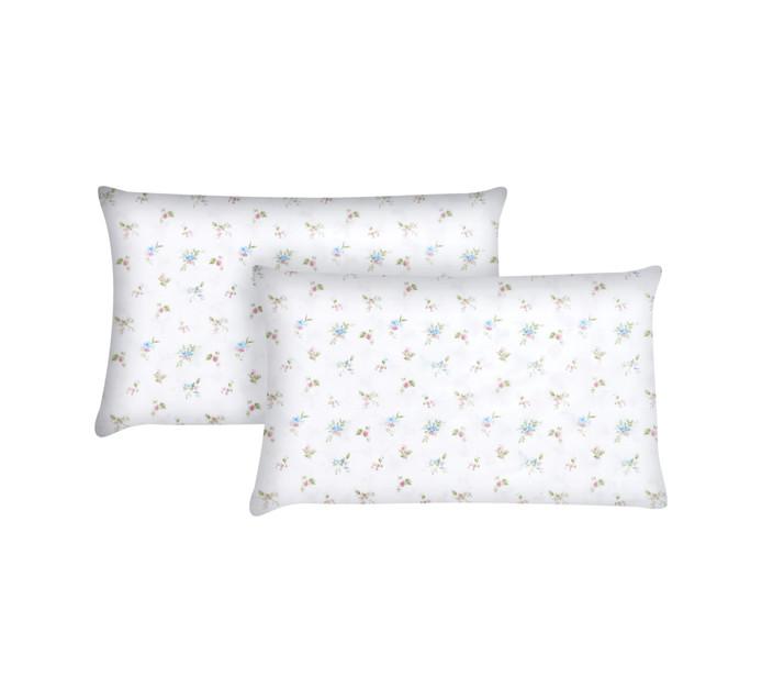 Primaries 2-Pack Standard Pillowcases Pastel Rose