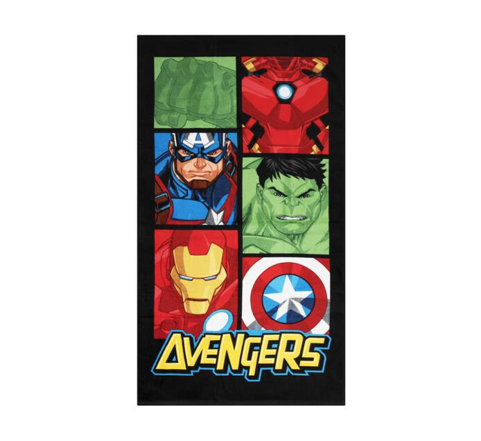 Character 70 x 130 cm Beach Towel avengers