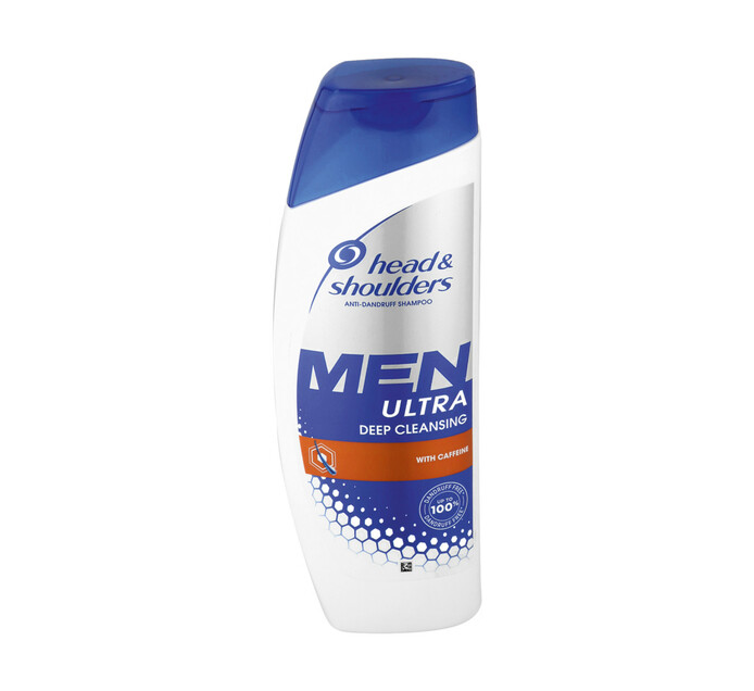 Head & Shoulders Men Hair Shampoo Anti Hair Fall (1 x 360ml)