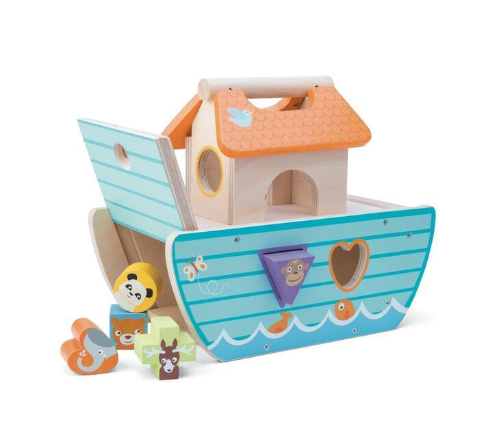 Le Toy Van Le Petite Wooden Arc: Shape Sorter