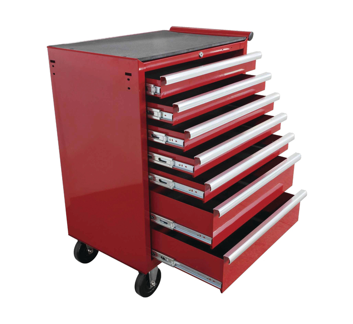 MASTERCRAFT 7-Drawer Mobile Trolley