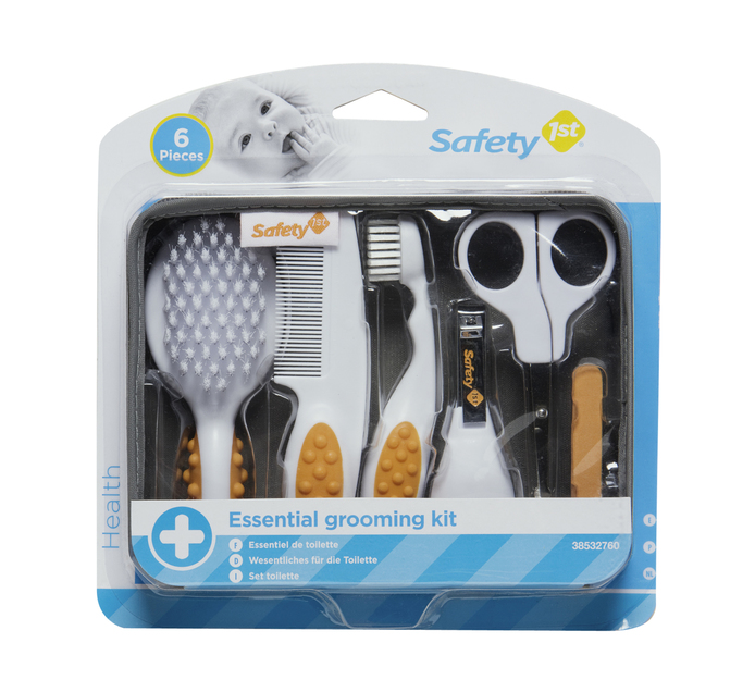SAFETY FIRST ESSENTIAL GROOMING KIT 6PCE