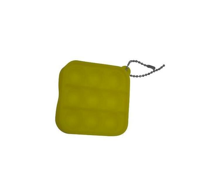 Poppet Fidget Toy (Yellow Square)