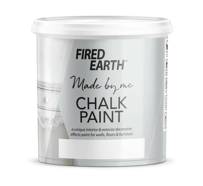 FIRED EARTH CHALK PAINT 1, GAULOISE GREY