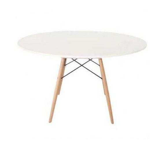 Dinning Wooden Legs Tables