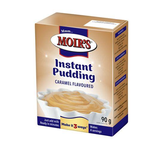 Moir's Instant Puddings Caramel (1 x 90g)
