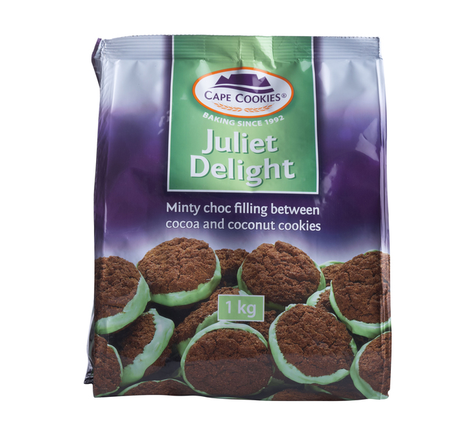 Cape Cookies Biscuits Juliet Delight (1 x 1kg)